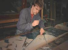 Bleiverglasung aus Meisterhand